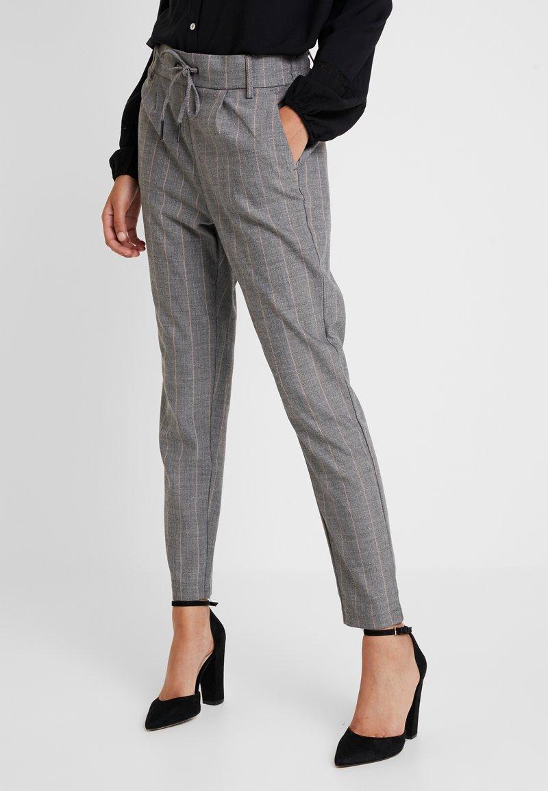 ONLY - ONLPOPTRASH EASY CHARLIE PANT - Kalhoty - black