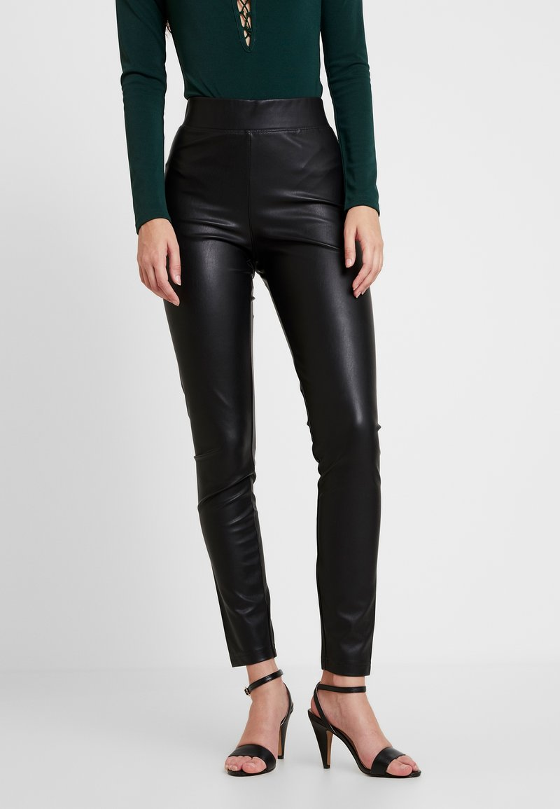 ONLY - ONLSUPER STAR - Trousers - black
