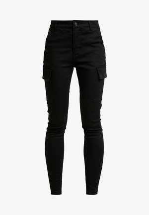 ONLARMY CARGO PANT - Pantalon classique - black