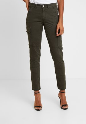 ONLVARGO PANT - Bukse - forest night