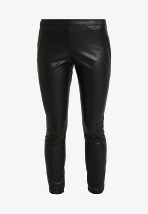 ONLSIA PANT - Trousers - black