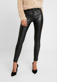 ONLY - ONLANNE  - Pantalon classique - black - 0
