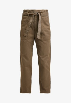 ONLZAFIR PANT - Pantaloni - forest night