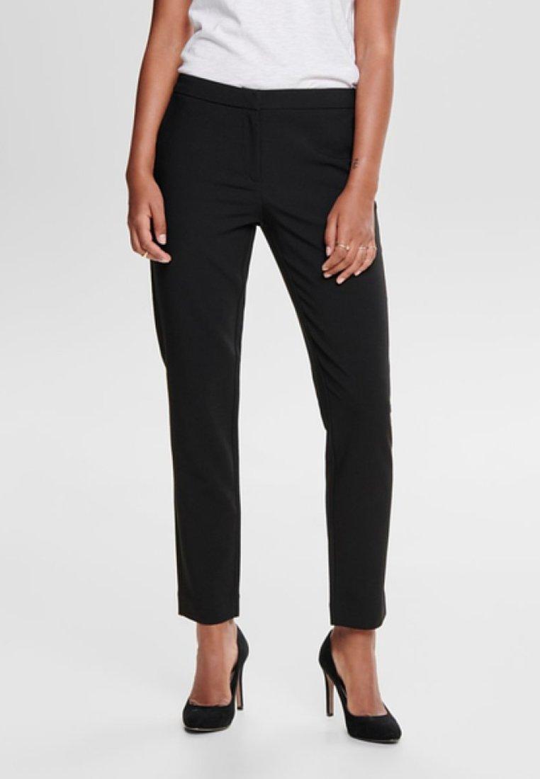 ONLY - Pantalones - black