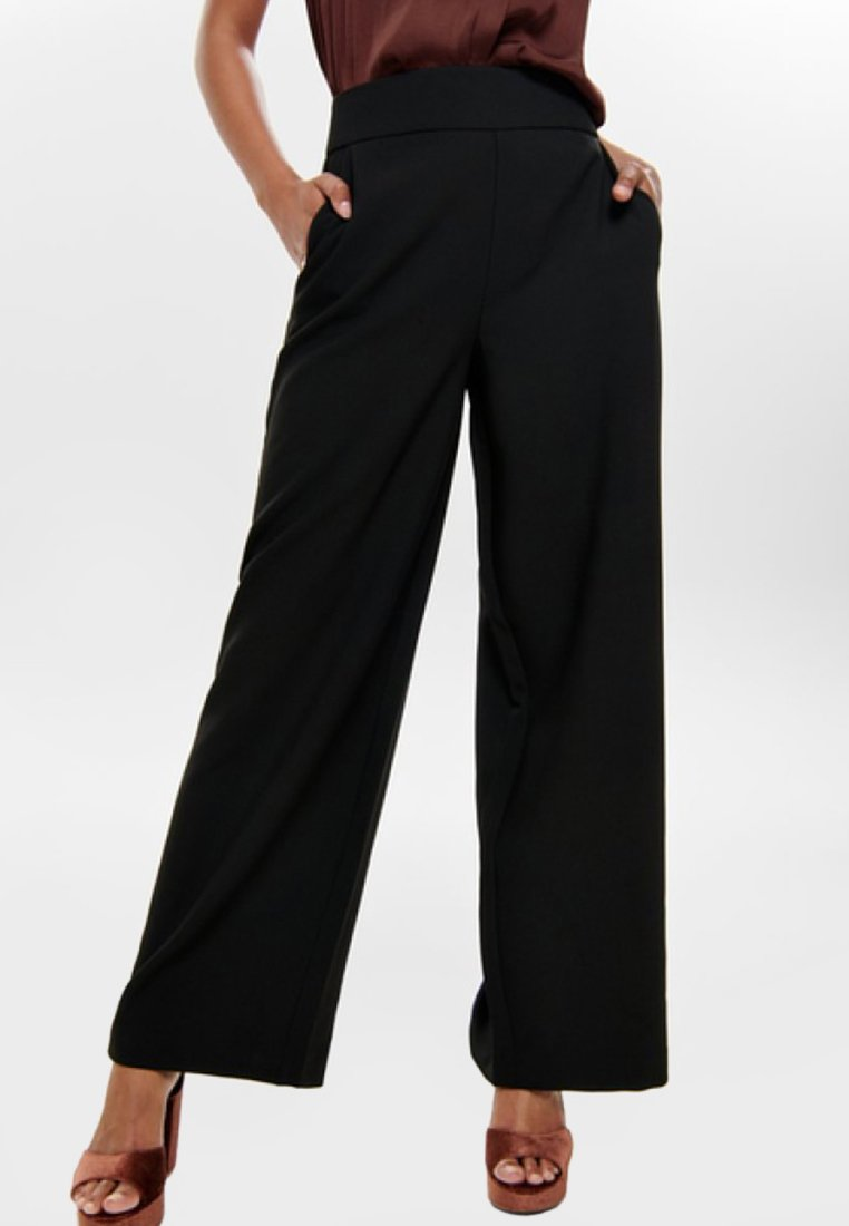ONLY - Stoffhose - black