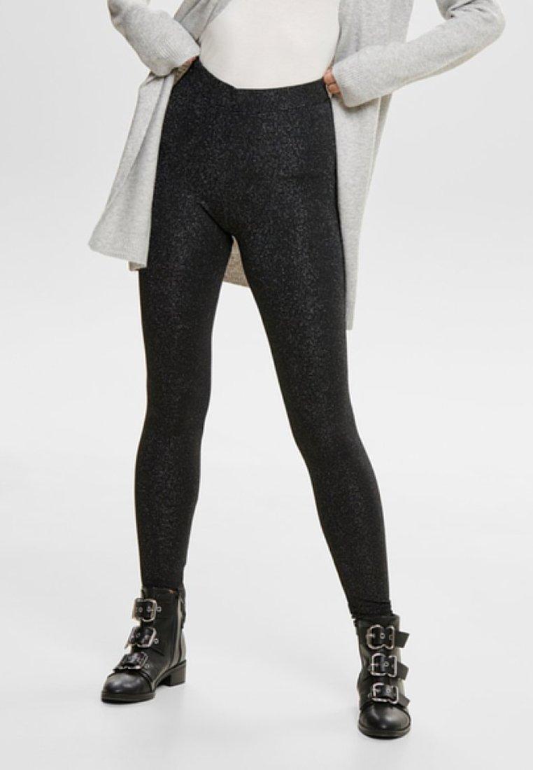 ONLY - Leggings - Trousers - black