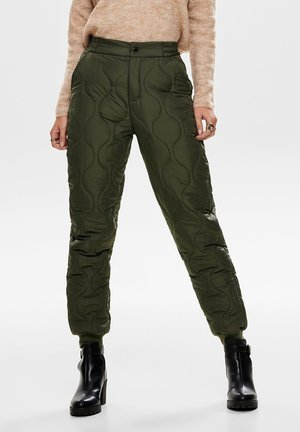 Broek - light green