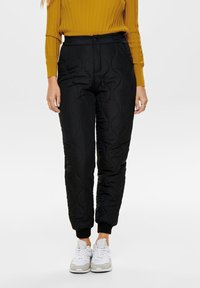 ONLY - Pantalones - black - 0