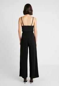 ONLY - ONLBECCA PANTS - Pantalon classique - black - 3