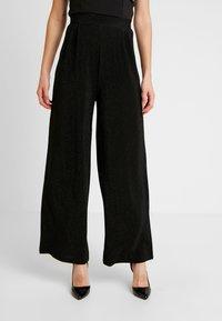 ONLY - ONLBECCA PANTS - Pantalon classique - black - 0