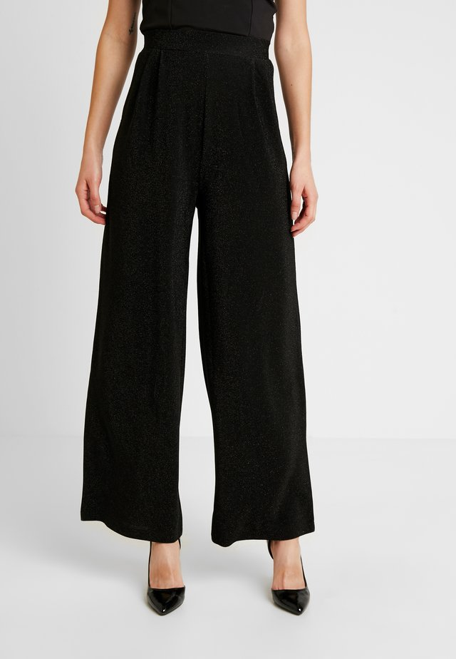 ONLBECCA PANTS - Broek - black