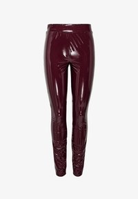 ONLY - Leggings - Trousers - tawny port - 3