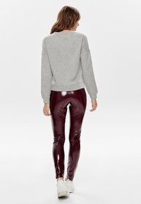 ONLY - Leggings - Trousers - tawny port - 2