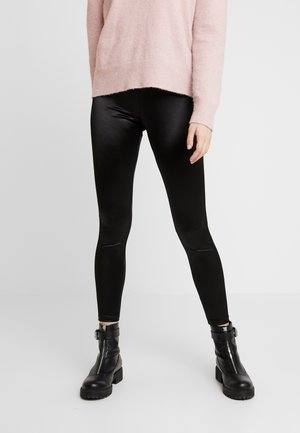 ONLZOE 7/8 LEGGINGS JRS - Leggings - black