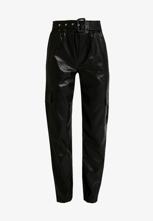 ONLDEBRA CARGO PANT - Kalhoty - black