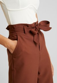 ONLY - ONLALLY PANT - Broek - cappuccino - 5