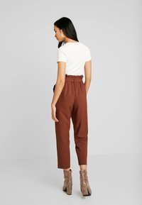 ONLY - ONLALLY PANT - Broek - cappuccino - 3