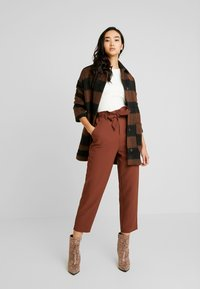 ONLY - ONLALLY PANT - Broek - cappuccino - 2