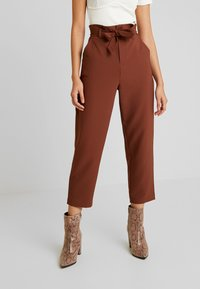 ONLY - ONLALLY PANT - Broek - cappuccino - 0