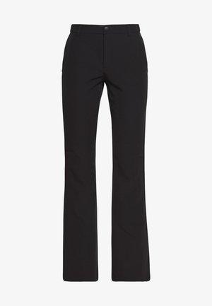 ONYZERO MID SWEET FLARED PANT - Bukse - black