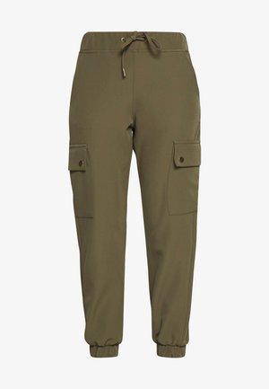 ONLGLOWING CARGO PANTS - Spodnie materiałowe - kalamata