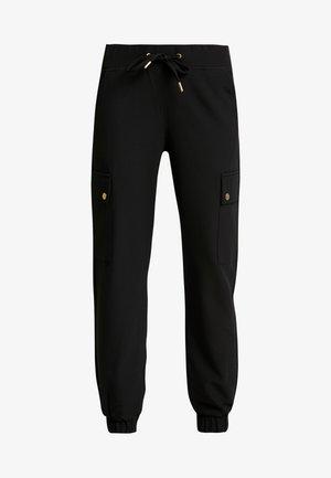 ONLGLOWING CARGO PANTS - Pantaloni - black
