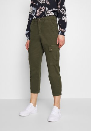 ONLELISE LYKKE - Pantalones - kalamata