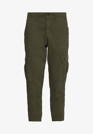 ONLELISE LYKKE - Trousers - kalamata
