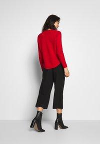 ONLY - ONLCAISA  - Pantalon classique - black - 2