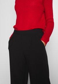 ONLY - ONLCAISA  - Pantalon classique - black - 4