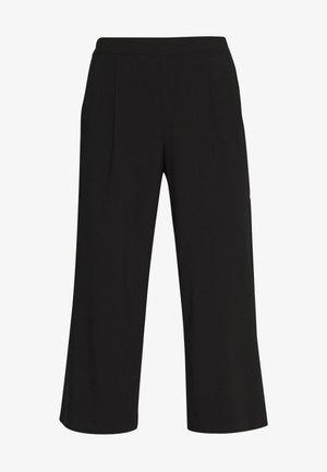 ONLCAISA  - Kalhoty - black