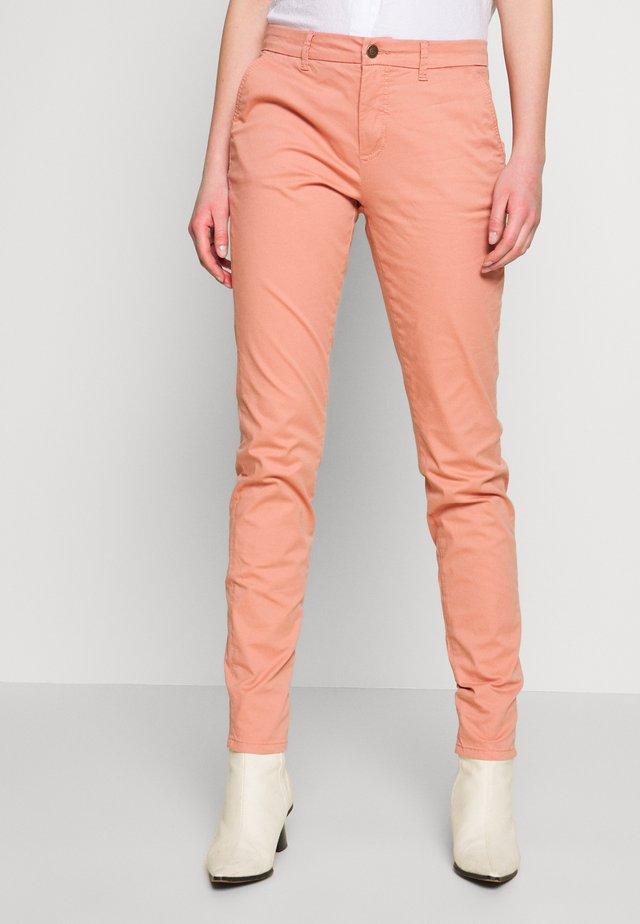 ONLPARIS PANTS - Pantalones chinos - rose dawn