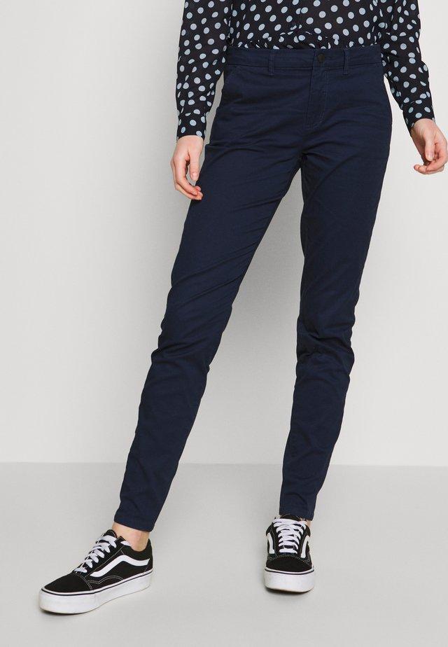 ONLPARIS PANTS - Chinos - navy blazer