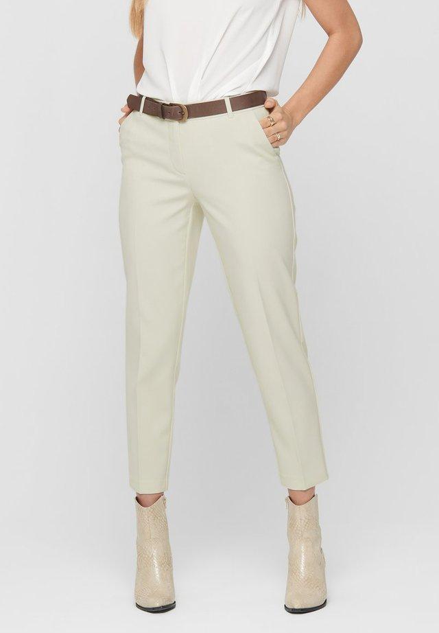 ONLVILDA ASTRID CIGARETTE PANT - Pantalones - whitecap gray