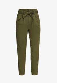 ONLY - ONLPIXI PAPERBACK PANT - Trousers - kalamata - 3