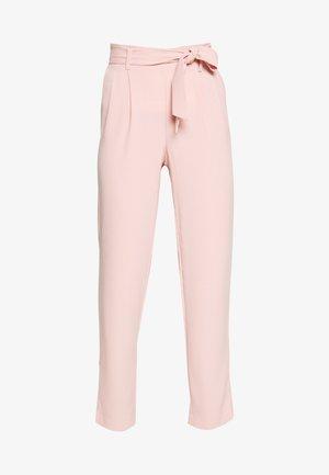 ONLLAYLA RUNA LIFE SOLID PANT  - Pantalon classique - misty rose