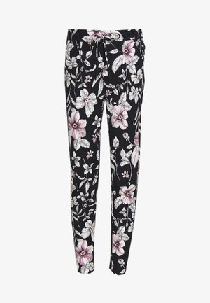 ONLPOPTRASH EASY PRINT PANT - Pantalon classique - night sky
