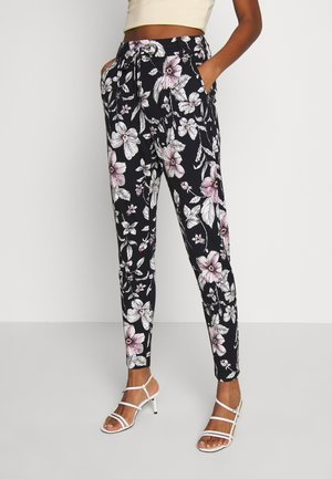 ONLPOPTRASH EASY PRINT PANT - Broek - night sky