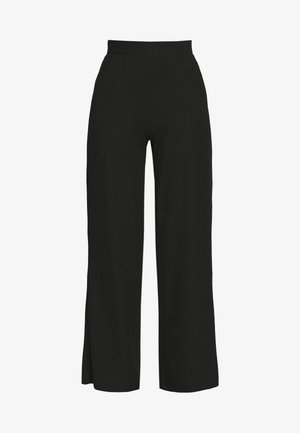 ONLNELLA PANT - Broek - black