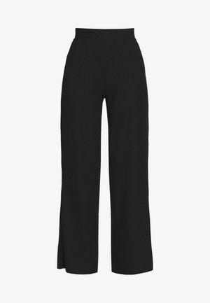 ONLNELLA PANT - Pantaloni - black