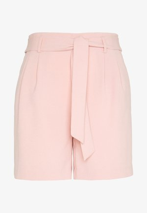 ONLSAGE RUNA LIFE  STRIPE   - Shorts - misty rose