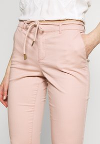 ONLY - ONLMAUDE BONACO CHINO PANT - Bukse - misty rose - 4