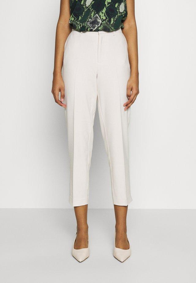ONLCARISA DEMI LIFE  - Pantalones - whitecap gray