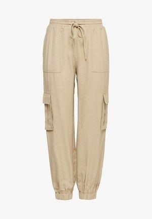 Pantalones - sand