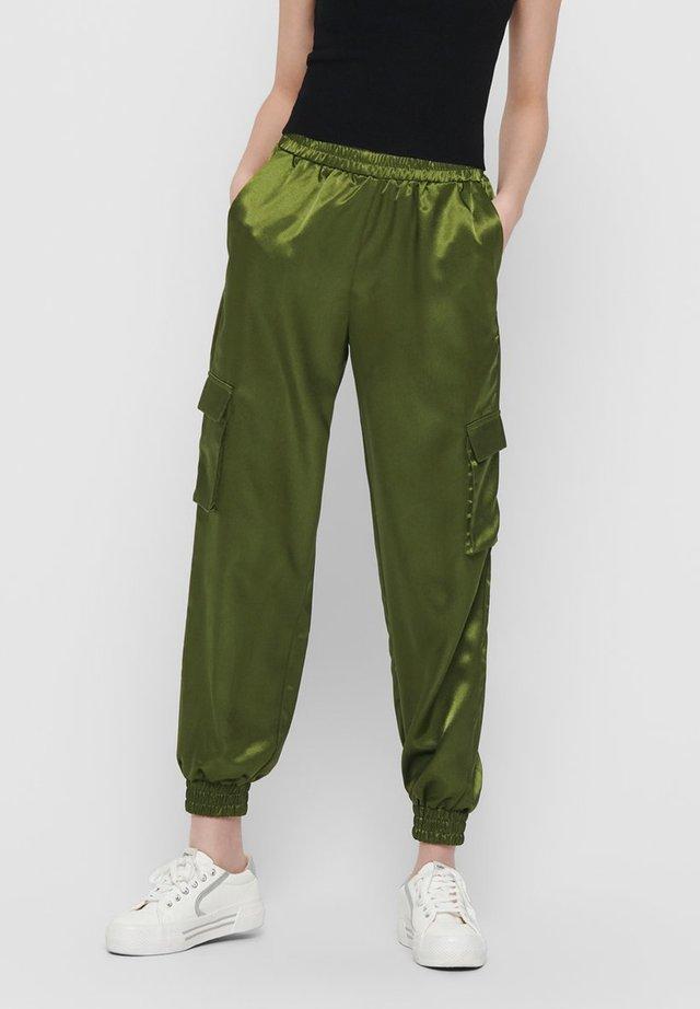 HOSE SATIN - Pantalones deportivos - kalamata
