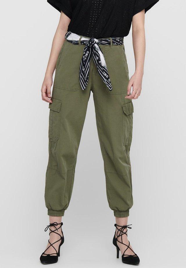 Pantalones cargo - kalamata