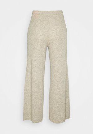 ONLLINA CULOTTE PANT - Kalhoty - pumice stone