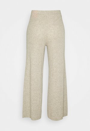 ONLLINA CULOTTE PANT - Trousers - pumice stone