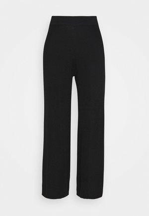 ONLLINA CULOTTE PANT - Stoffhose - black