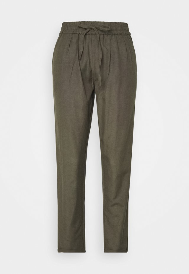 ONLVIVA LIFE PANT  - Pantalones - forest night